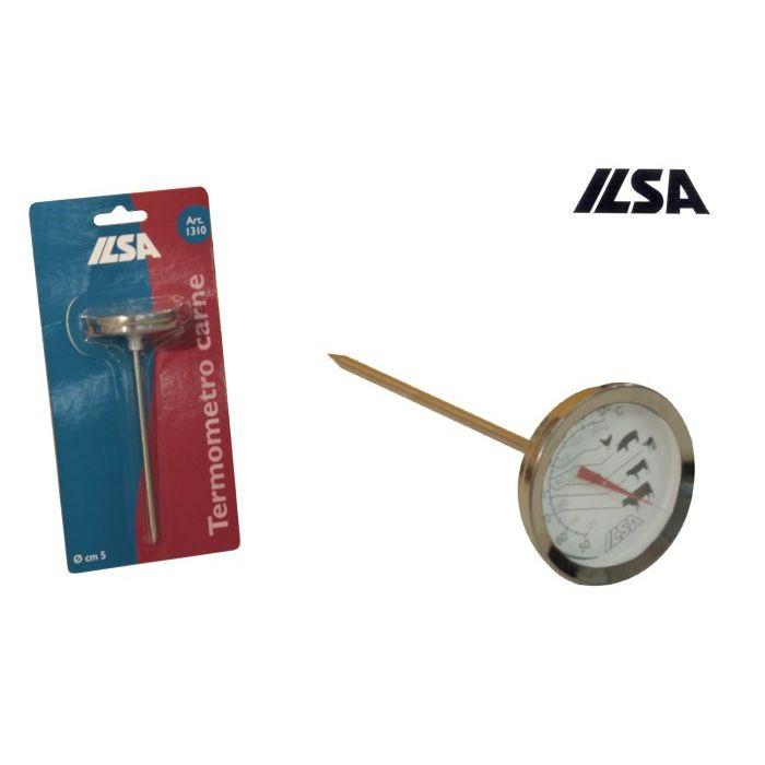 Ilsa Termometro Carne con Sonda 10 cm