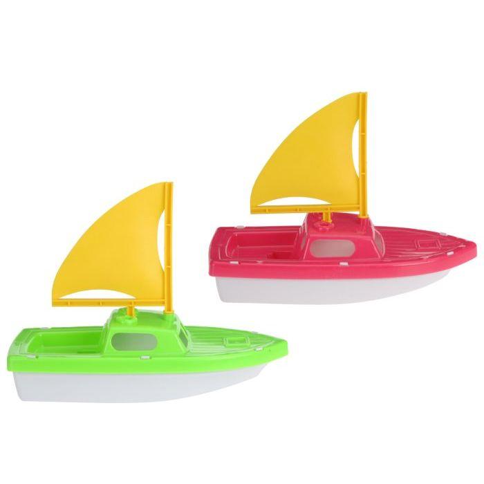 Sinsin Barca a Vela 28 x 12 cm