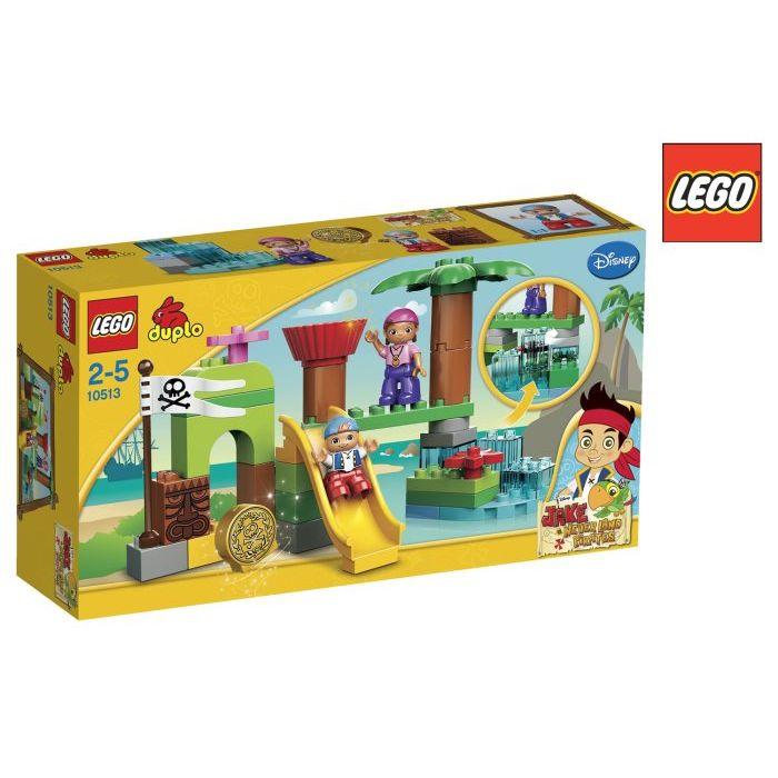 Lego Duplo Jake Il Nascondiglio dellIsola Che Non C