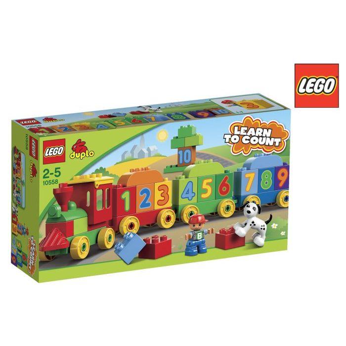 Lego Duplo Il Treno Dei Numeri