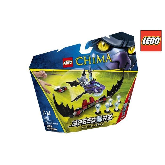 Lego Chima Assalto del Pipistrello 70137