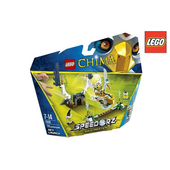 Lego Chimi Salto Mortale  70139
