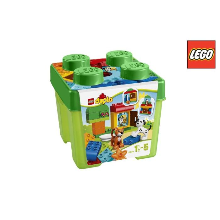 Lego Duplo Set Regalo Tutto in Uno 10570