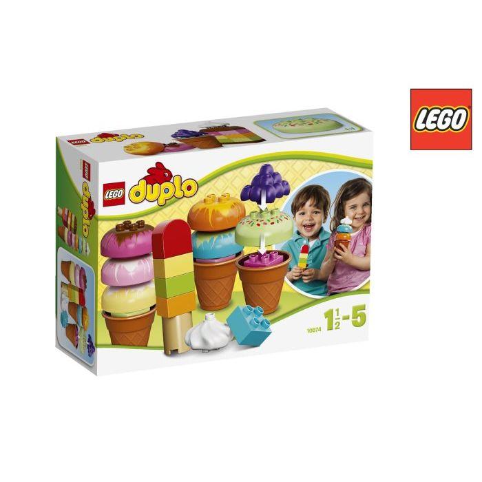 Lego Duplo Creative Play Crea i Tuoi Gelati 10574
