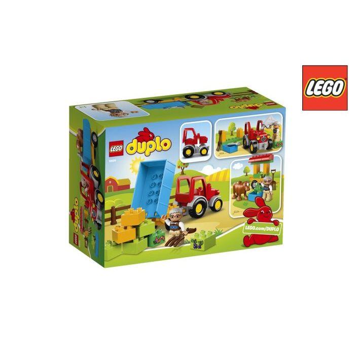 Lego Duplo Ville Il Trattore 10524