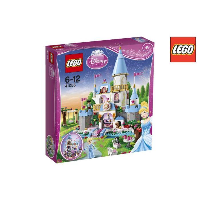 Lego Disney Princess Il Castello Romantico di Cenerentola 41055