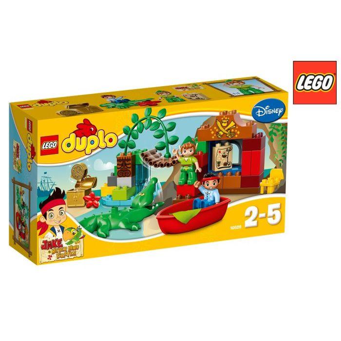 Lego Duplo Jake La Visita di Peter Pan 10526