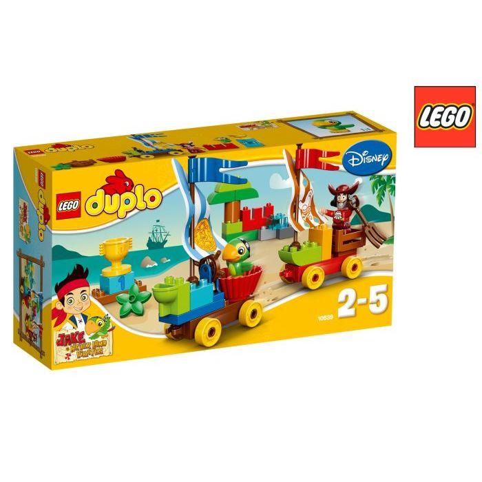 Lego Duplo Gara Sulla Spiaggia 10539