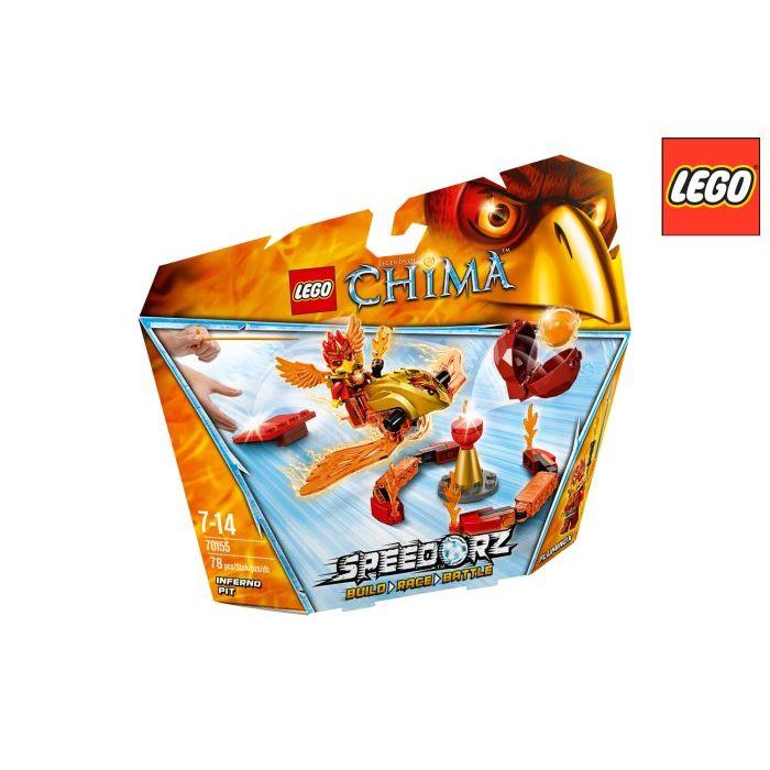 Lego Chima Fossa Infernale 70155