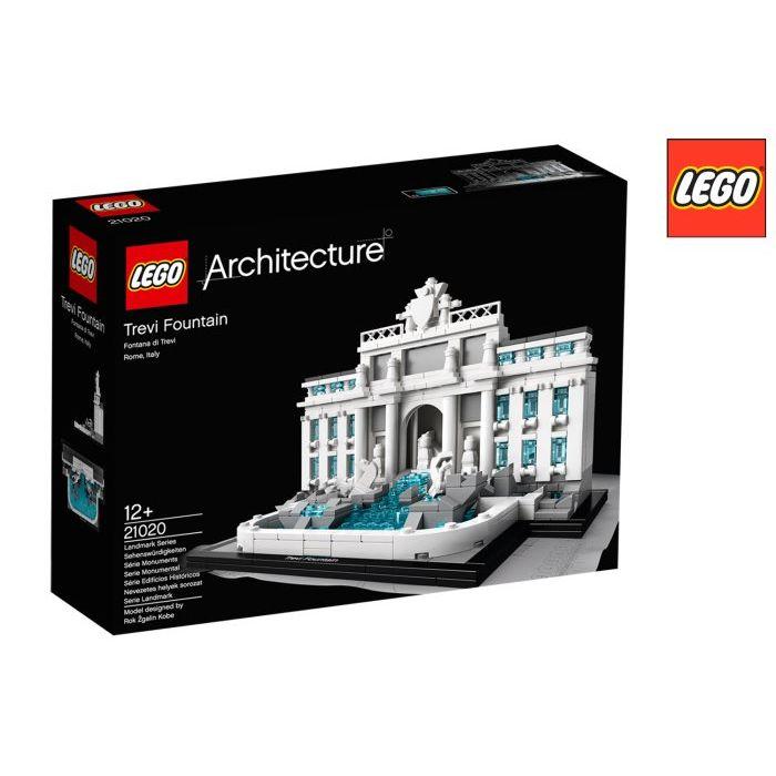 Lego  Acrchitecture Fontana di Trevi 21020
