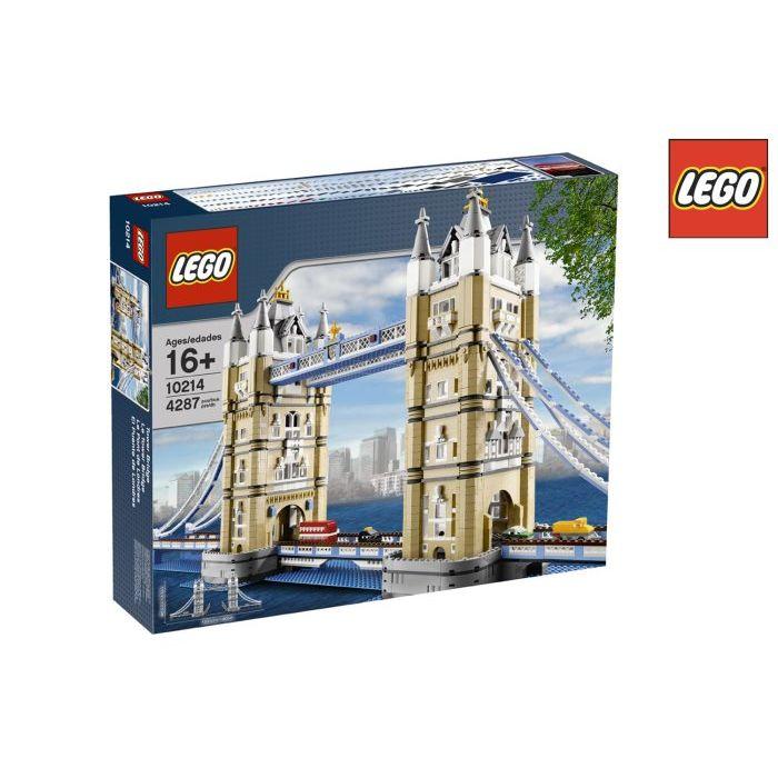 Lego Speciale Collezionisti Tower Bridge 10214