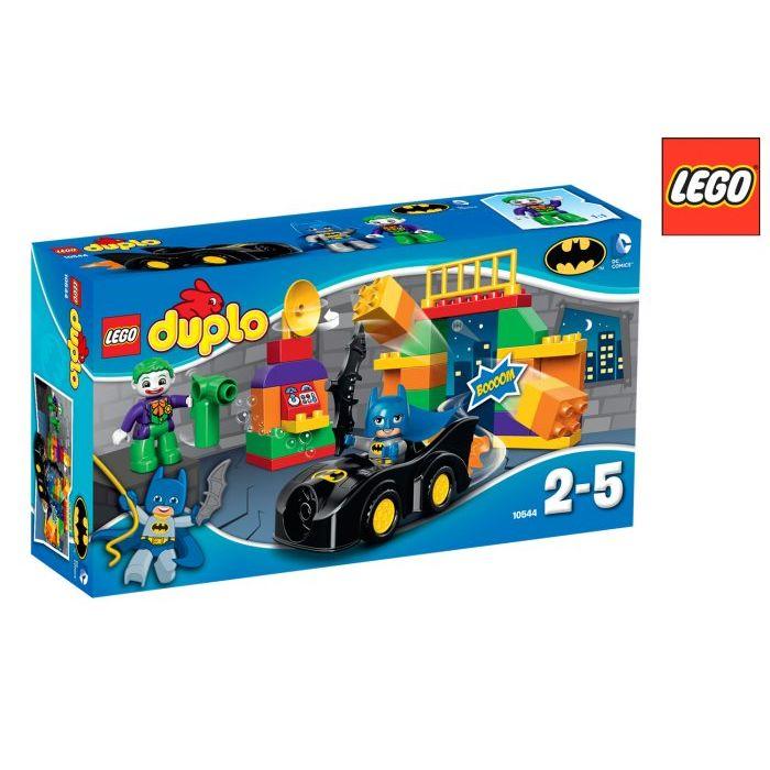 Lego Duplo Super Heroes La Sfida di Joker 10544