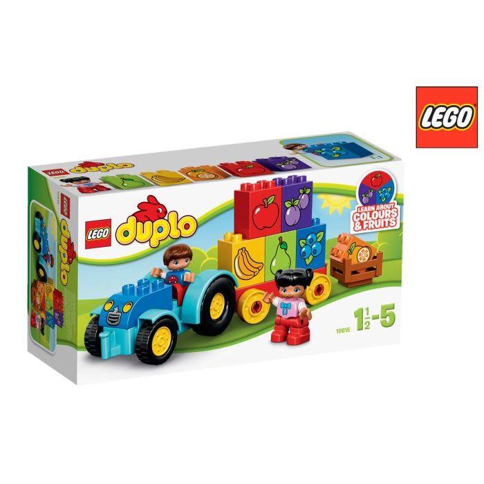 Lego Duplo Il Mio Primo Trattore 10615