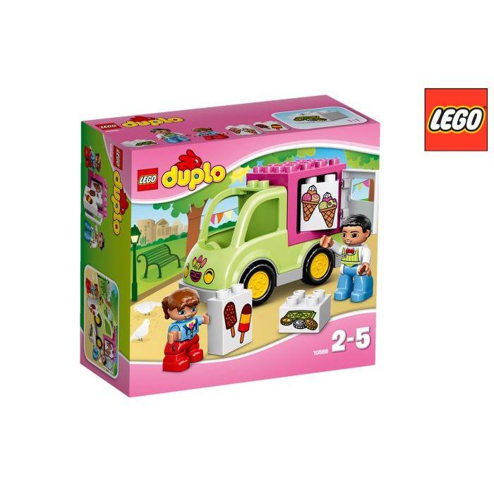 Lego Duplo Town Furgone dei Gelati 10586