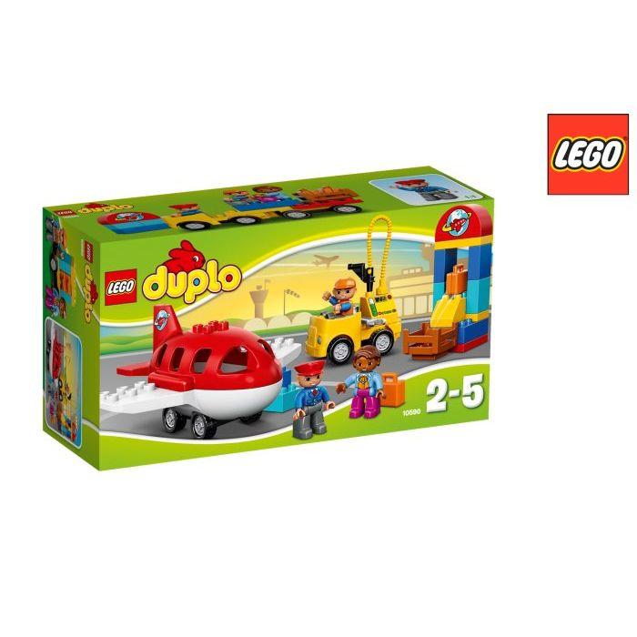 Lego Duplo Town Aeroporto 10590