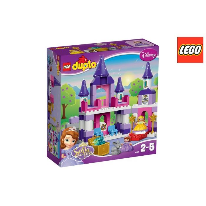 Lego Sofia The First Castello Reale 10595