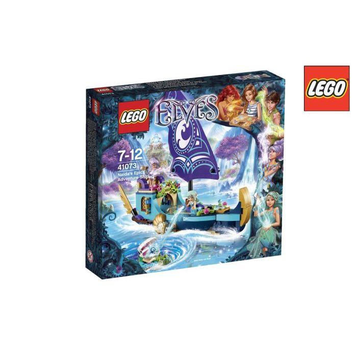 Lego Elves Veliero Naida 41703