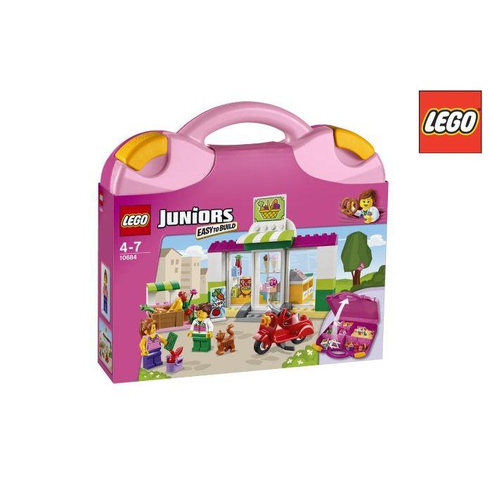 Lego Juniors Valigetta Supermercato 10684