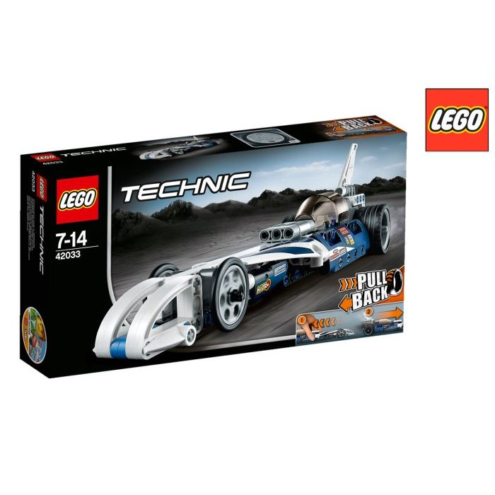 Lego Technic Bolide Supersonico 42033