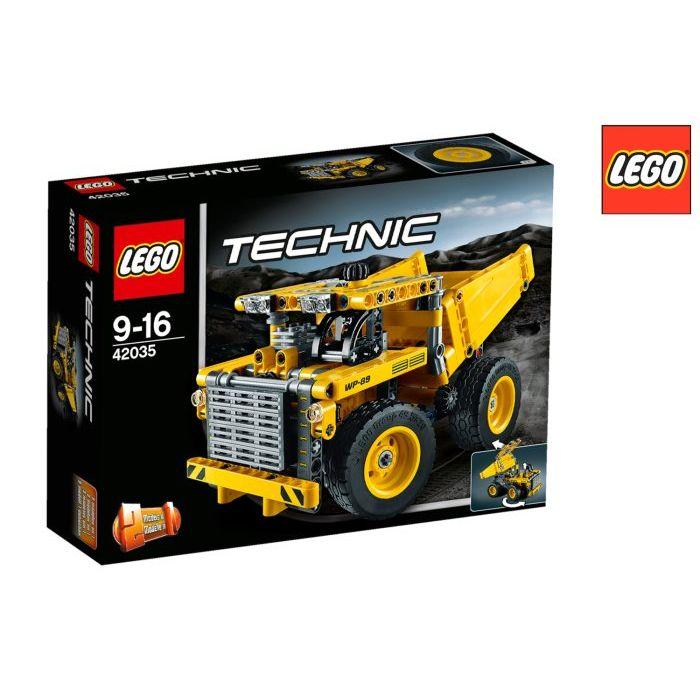 Lego Technic Camion Della Miniera 42035