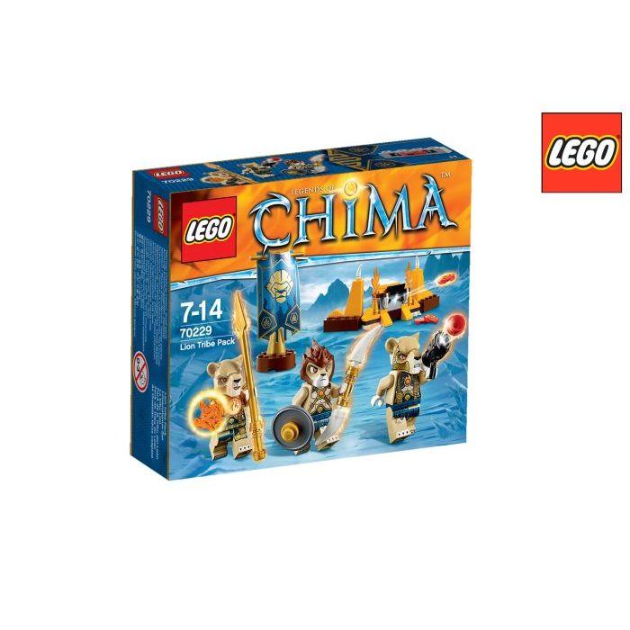 Lego Chima Trib dei Leoni 70299
