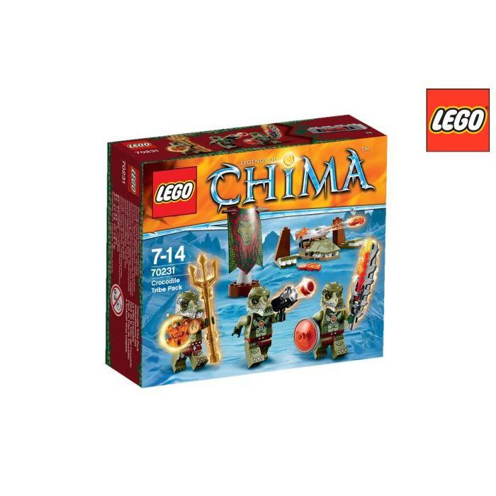 Lego Chima Trib dei Coccodrilli 70231