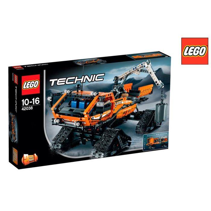 Lego Technic Cingolato Artico 72038