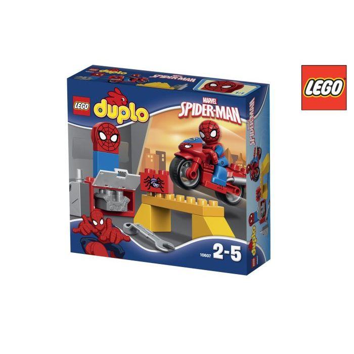 Lego Duplo Super Heroes 10607