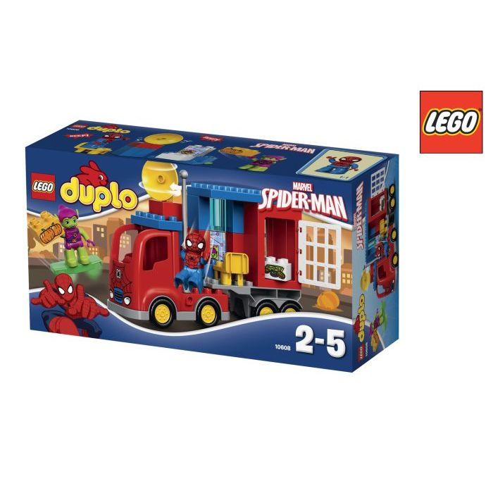 Lego Duplo Super Heroes 10608