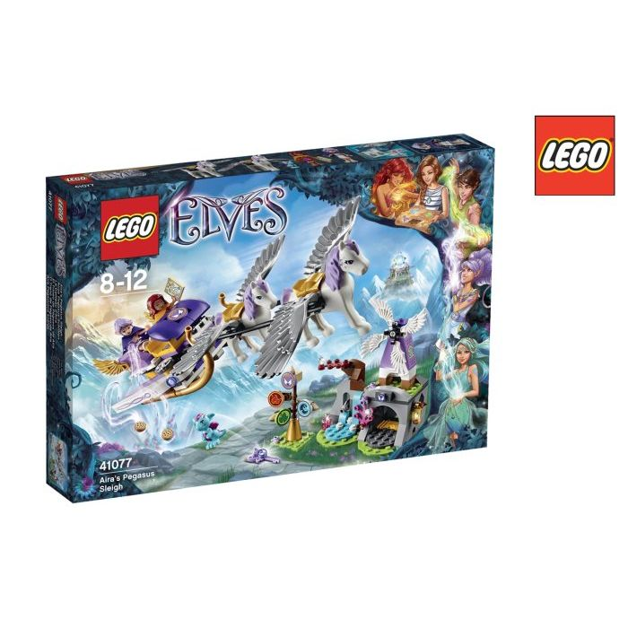 Lego Elves Slitta Pegaso di Aira 41077