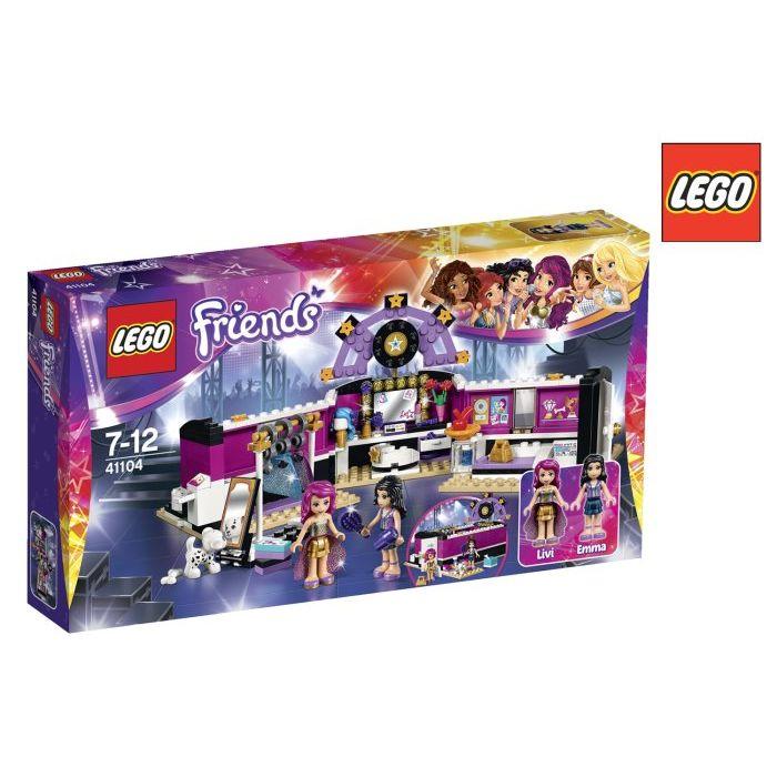 Lego Friends Camerino Pop Star 41104