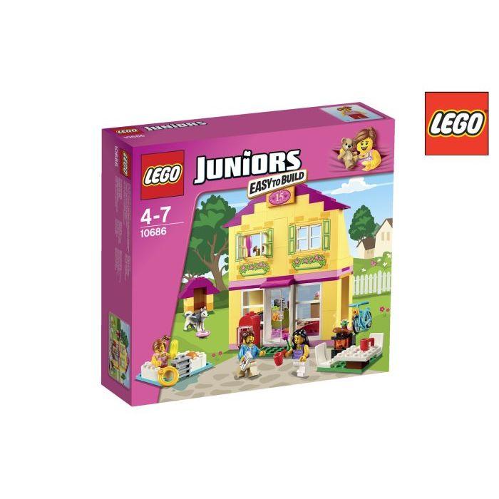Lego Juniors Villetta Familiera 10686