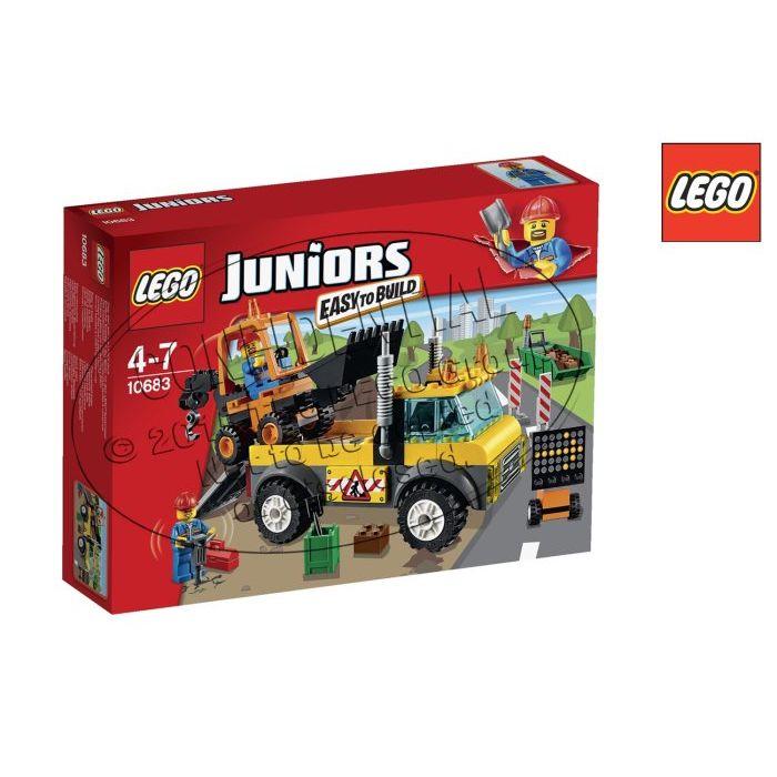 Lego Juniors Camion Lavori Stradali 10683