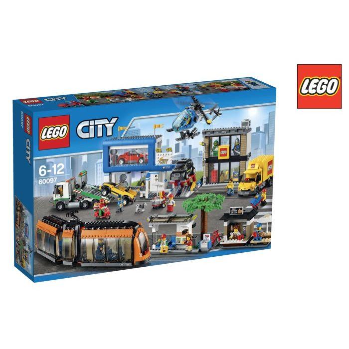 Lego City Town Piazza della Citt 60097