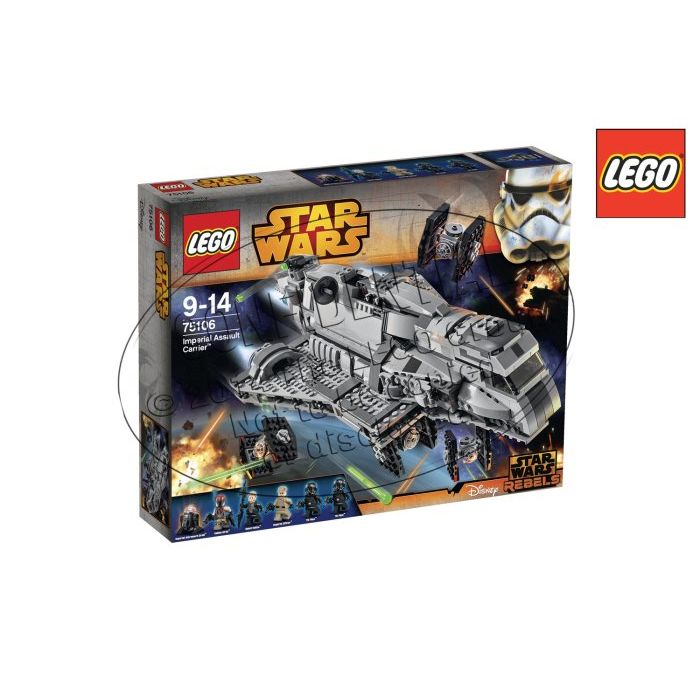 Lego Star Wars Imperial Assault 75106