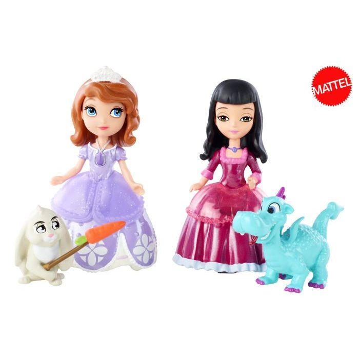Mattel Sofia Vivian e Amici BDK55