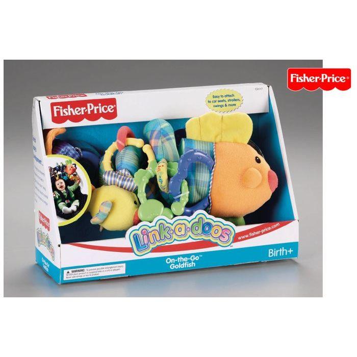 Mattel fisher prime pesciolino a passeggio c0117