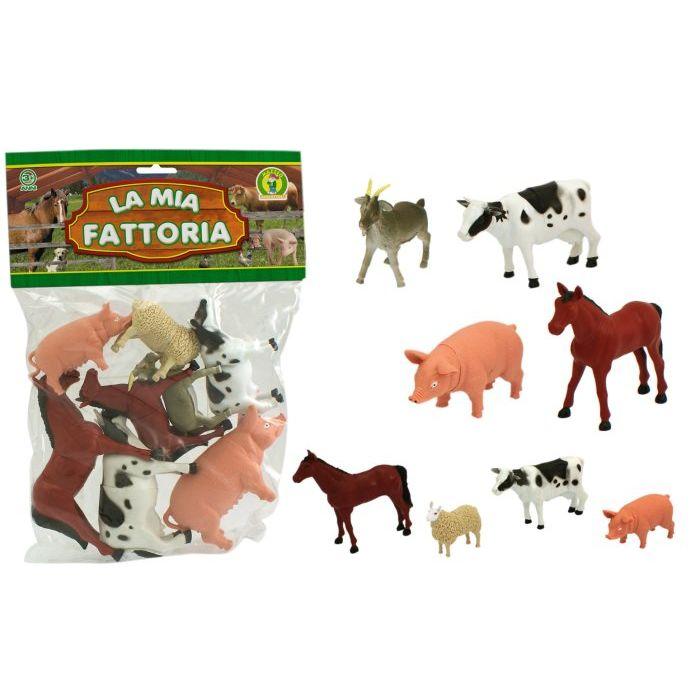 Mazzeo Giocattoli Animali Fattoria 25376