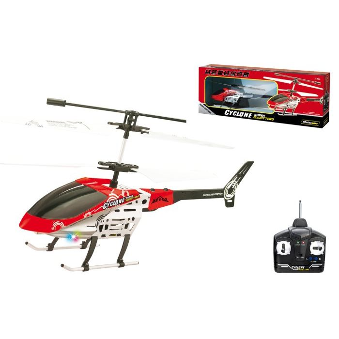 Sinsin Mac 2 Cyclone Super Helicopter 502262