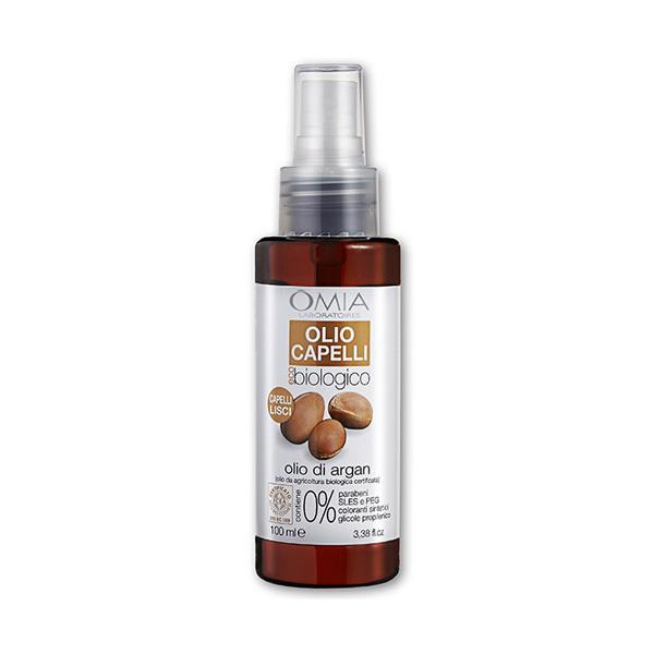 Omia  Olio di argan capelli 100 ml