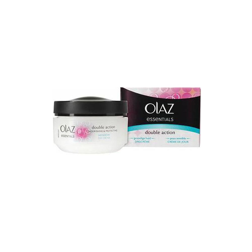 Olaz  Crema per il viso idratante e protettiva giorno per pelli sensibili 50 ml