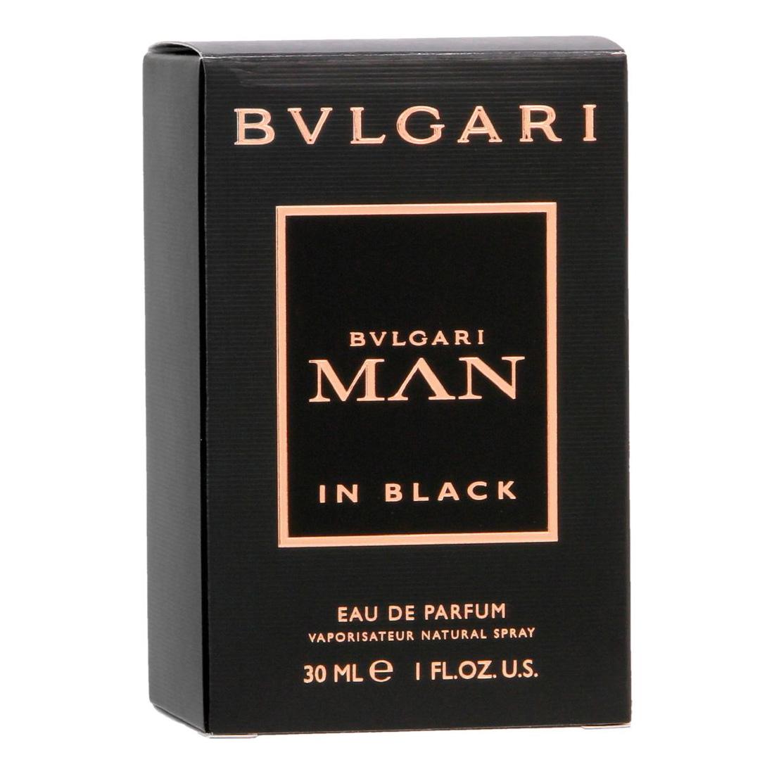 Bulgari Man in Black eau de parfum spray 30 ml