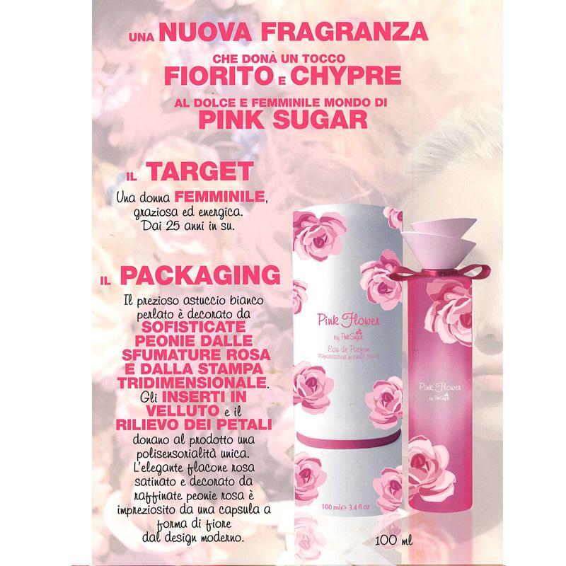 Aquolina  Pink Flower eau de parfume 100ml