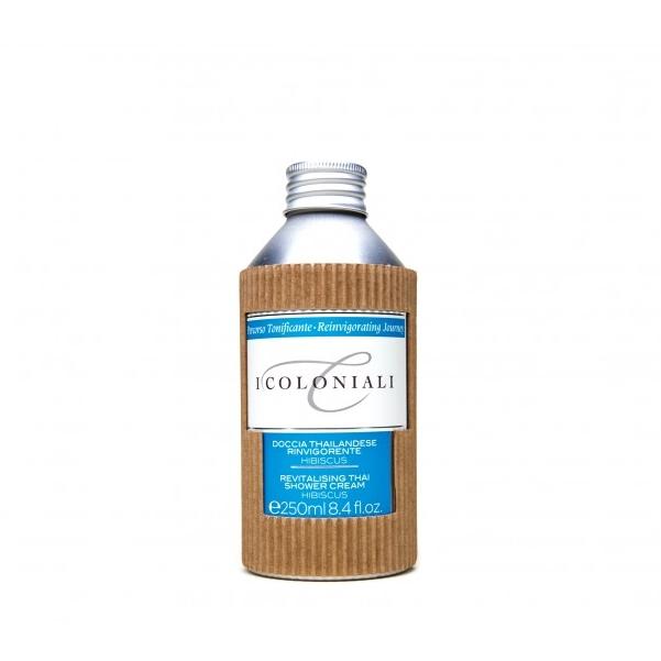 I Coloniali  Percorso Tonificante  Doccia thailandese rinvigorente Hibiscus 250 ml
