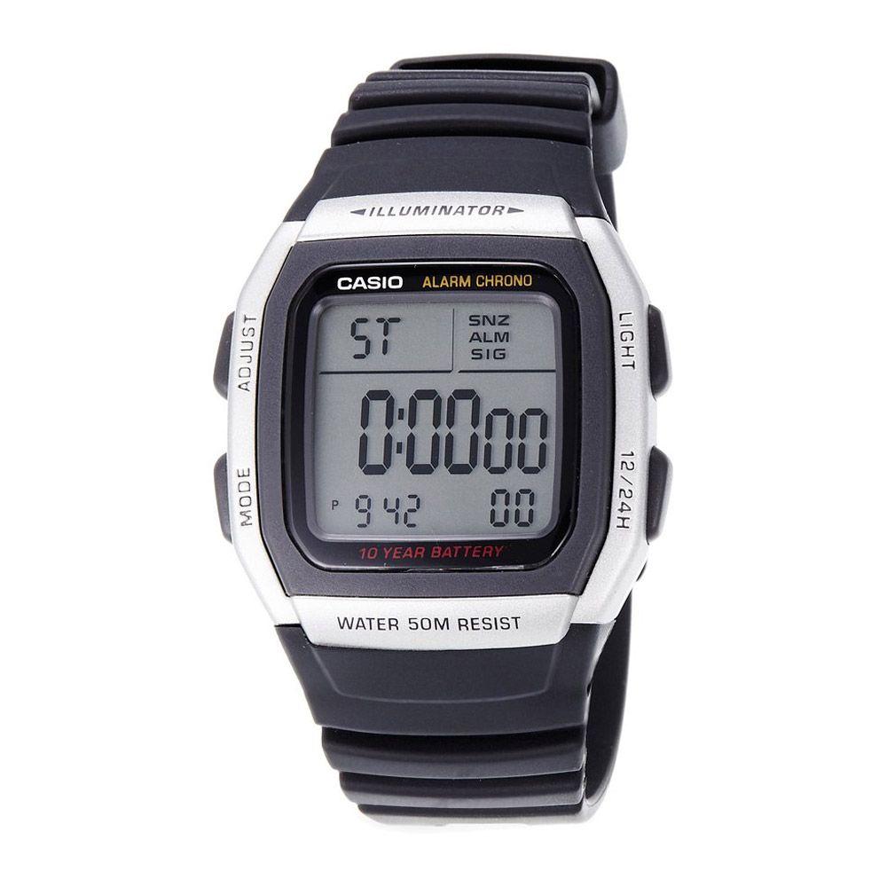 Orologio uomo Casio W96H1A