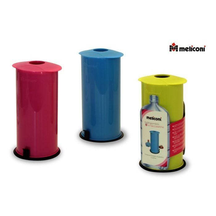 Schiaccia Bottiglie plastica Meliconi e Lattine