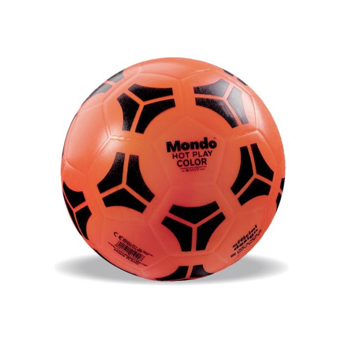 Mondo Pallone Calcio Hot Play Orange 23 cm