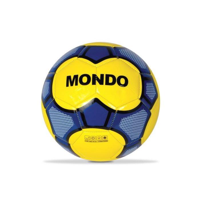 Mondo Pallone Cuoio Calcetto Pro