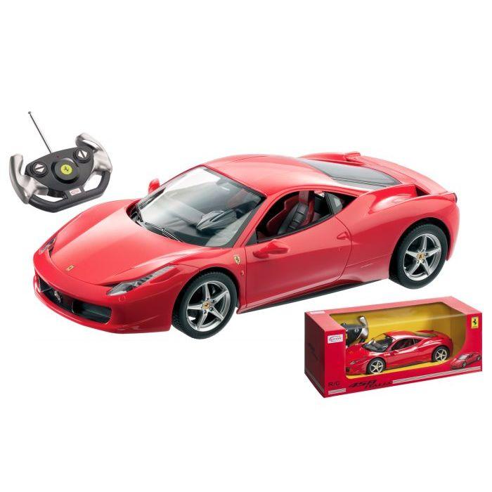 Mondo Auto Radiocomandata Ferrari 458IT
