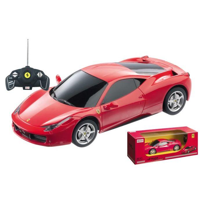 Mondo Ferrari 458 Radiocomandata 118 63180